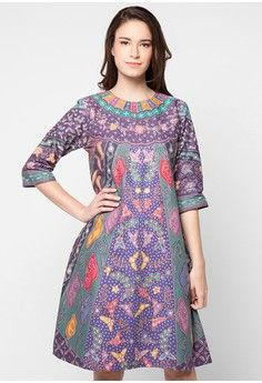Dress Sinaran from Griya Batik MAS