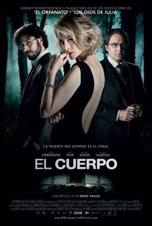 The Body (El Cuerpo) (2012) Sp. Thriller D/Co-Sc: Oriol Paulo. (5/10) 30/08/17