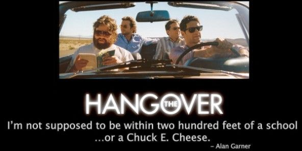 Hangover movie  quotes