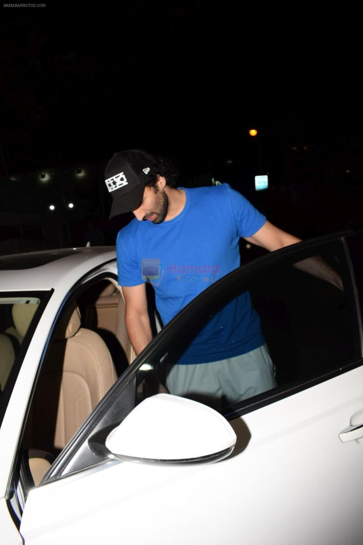 More pics of Adi in his usual casual look, which I love. He was at PVR Cinemas Juhu for a screening of Padman