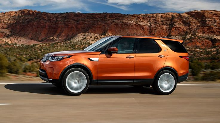The new 2017 Land Rover Discovery review