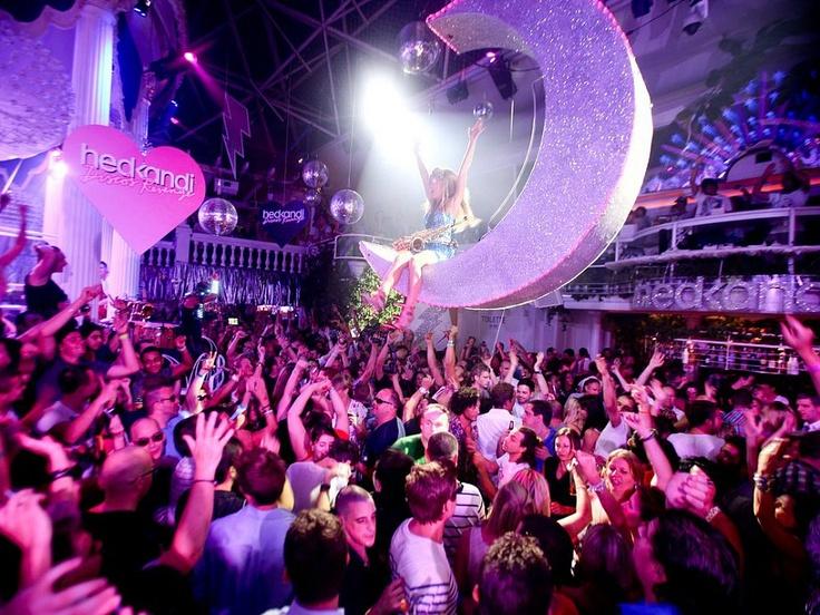 The Honest Group – Ibiza – Hed Kandi – Discos Revenge – Nightclub Design and Dressing. Creative: The Honest Group