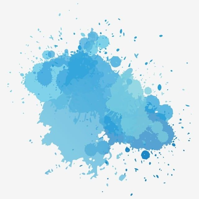 Blue Watercolor Background Blue Clipart Background Blue Background Png And Vector With Transparent Background For Free Download Watercolor Background Watercolor Splash Graphic Wall Art