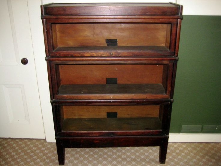 Antique Barrister Bookcase for Sale - Expensive Home Office Furniture Check more at http://fiveinchfloppy.com/antique-barrister-bookcase-for-sale/