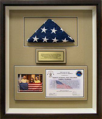 8 Best Images About Flag Certificate Display Case On