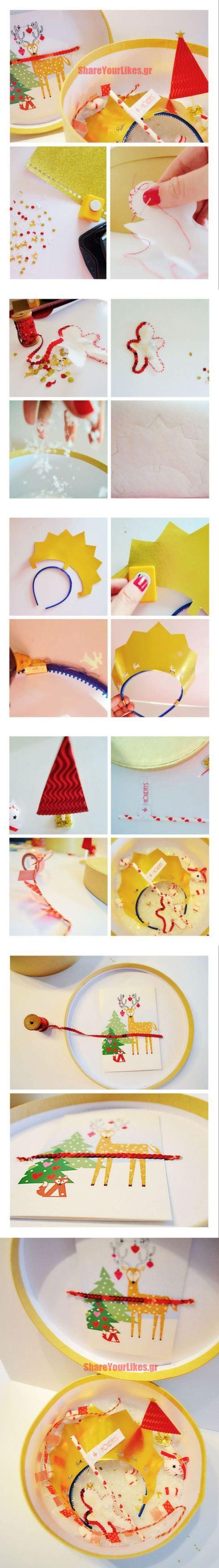 DIY: Παραμονή Πρωτοχρονιάς Στο...Κουτί!  #diy #shareyourlikes #xmas #newyearseve #christmas #ideas ShareYourLikes.gr