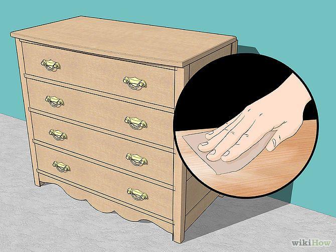 Como laquear móveis