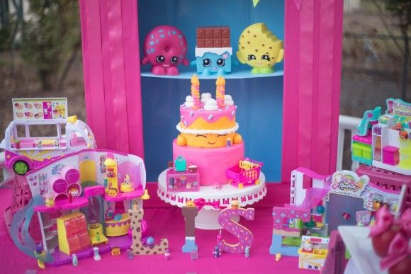 Incredible Shopkins Party Ideas   CatchMyParty.com
