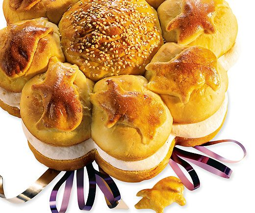 Silvester-Partybrot | Betty Bossi