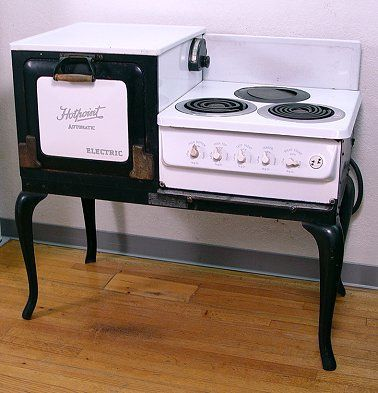 to look for antique ge stove 328 vintage 30u0027s hotpoint edison gen electric stove
