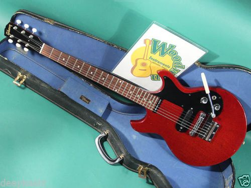 GIBSON-MELODY-MAKER-CH-1965-EX-W-HC-Electric-guitar