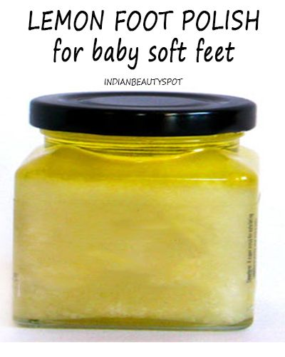To make your own natural foot scrub: 1 cup sea salt 1/2 coconut oil / olive oil / sweet almond oil 1 1/2 teaspoons lemon zest Few drops of lemon essential oil (optional) To Use: Mix all the ingredients together in a bowl. Use a clean spoon to scoop out the salt and use it on your feet. Keep the scrub stored in an airtight container in a cool, dry place.