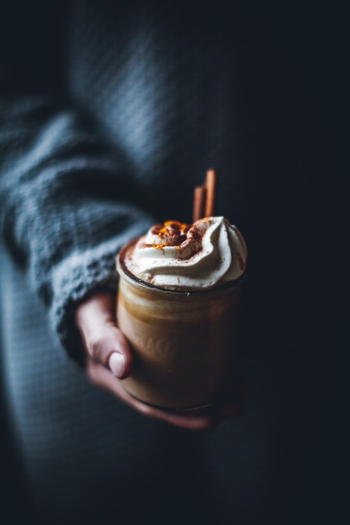 It's the season of warm, comforting drinks, and you won't find more comforting than this one. Get the recipe here.