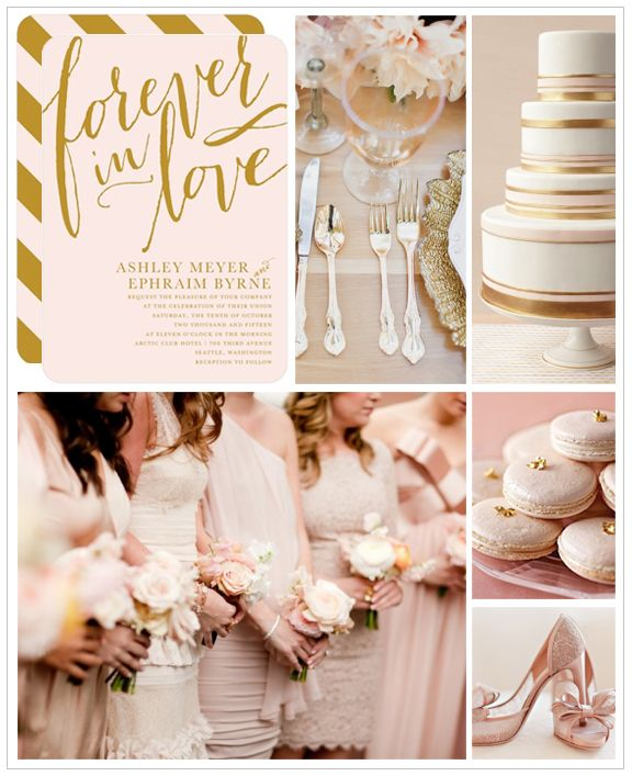 25+ Best Ideas About Blush Pink Weddings On Pinterest