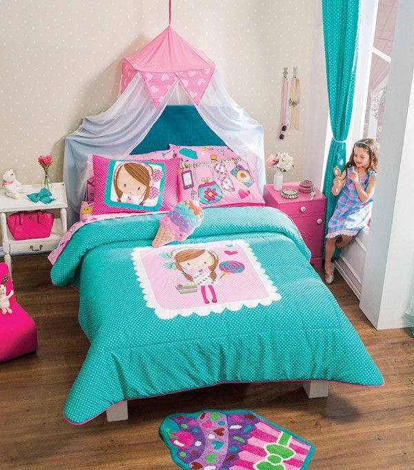M s de 25 ideas fant sticas sobre edredones vianney en - Habitaciones para nina de 11 anos ...