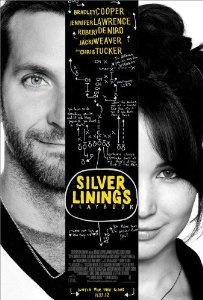 "Love love love!""Silver Linings Playbook"" starring Bradley Cooper, Jennifer Lawrence (2012)"