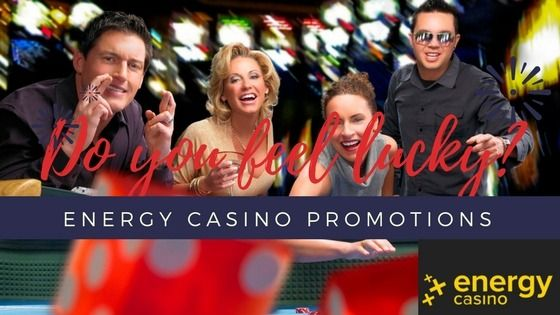Energy Casino Promotions