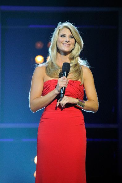 Michelle Beisner  - NHL Awards Show