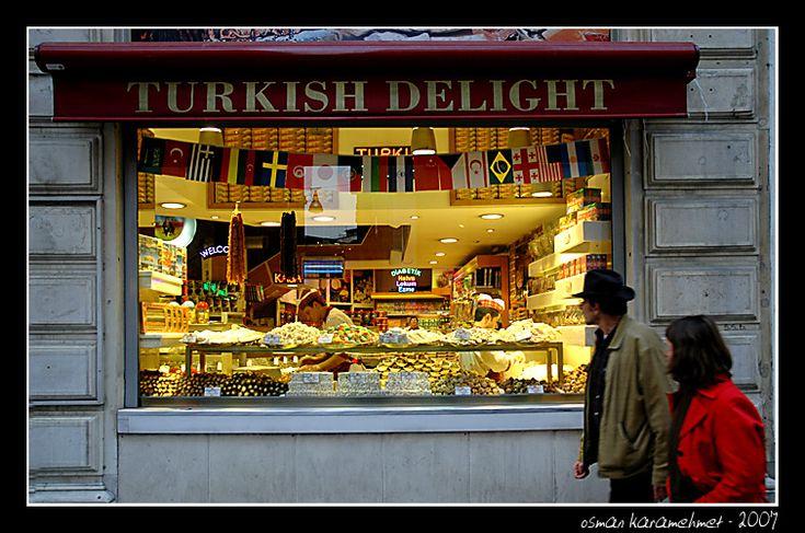 turkish delight - Beyoglu, Istanbul