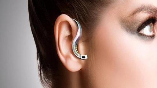 Classy hearing aid