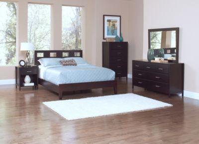 New Classic Keaton 4-Piece King Bedroom Set