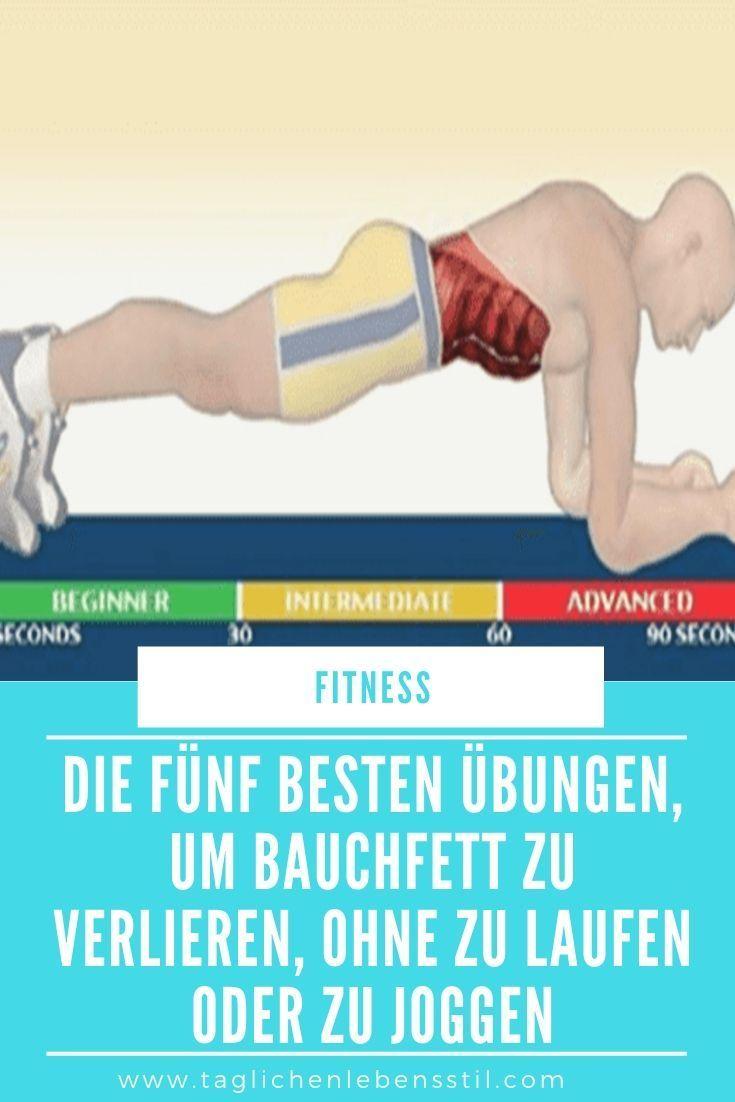 Beste Übungen, um Fett zu verbrennen, Gewicht zu verlieren