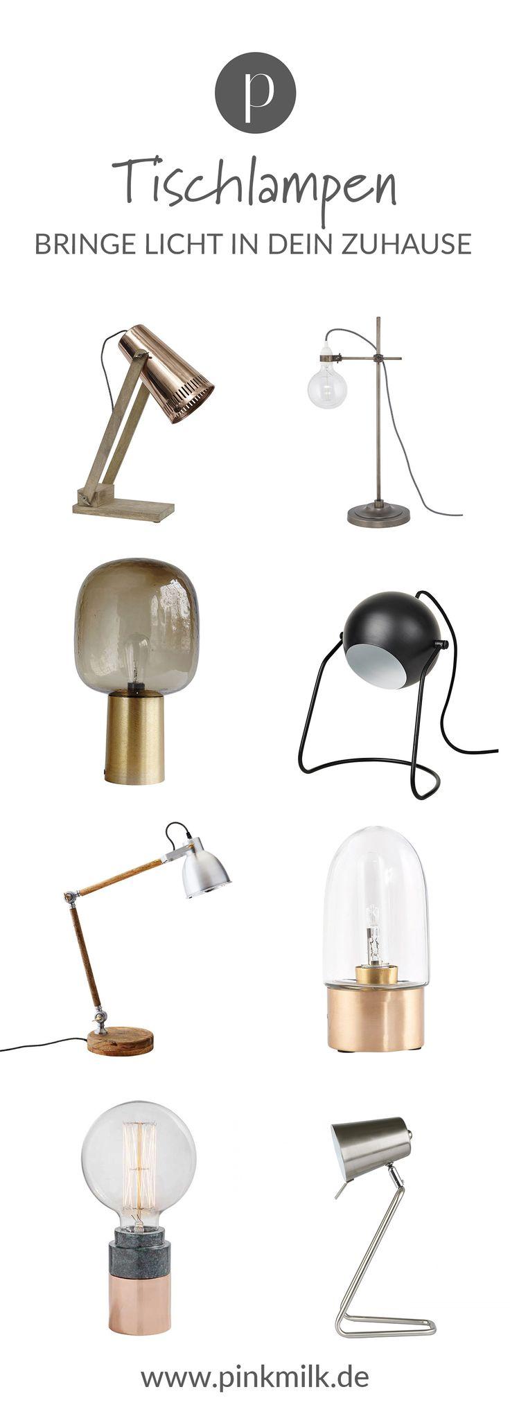 Bist Du auf der Suche nach schönen Tischlampen für Dein ...