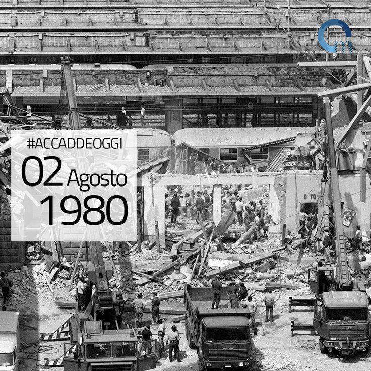 Il 2 agosto 1980 La bomba, per un totale di 23 kg di esplosivo, scoppiò alle 10:25 nella sala d'aspetto della stazione ferroviaria di Bologna. L'ordigno era stato nascosto dentro una valigia abbandonata vicino un muro portante allo scopo di aumentarne l'effetto. La violenta esplosione, causò il crollo del tetto dell'ala ovest dell'edificio pieno di viaggiatori in attesa. Le vittime furono 85 e i feriti circa 200 che furono subito aiutati dai mezzi di soccorso.    #TuscanyAgriturismoGiratola