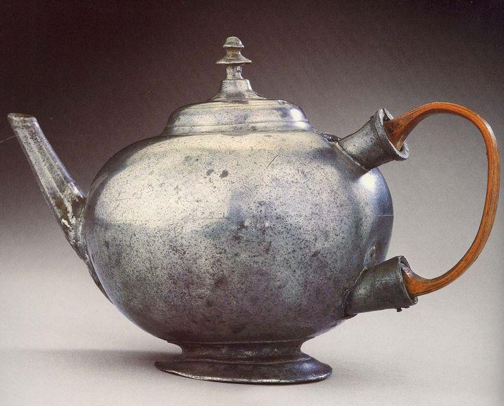 Boston 1775: The Crispus Attucks Teapot