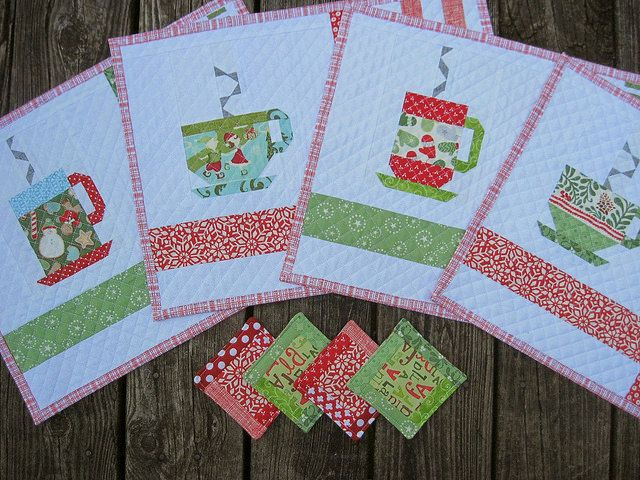 25 Best Ideas About Christmas Placemats On Pinterest