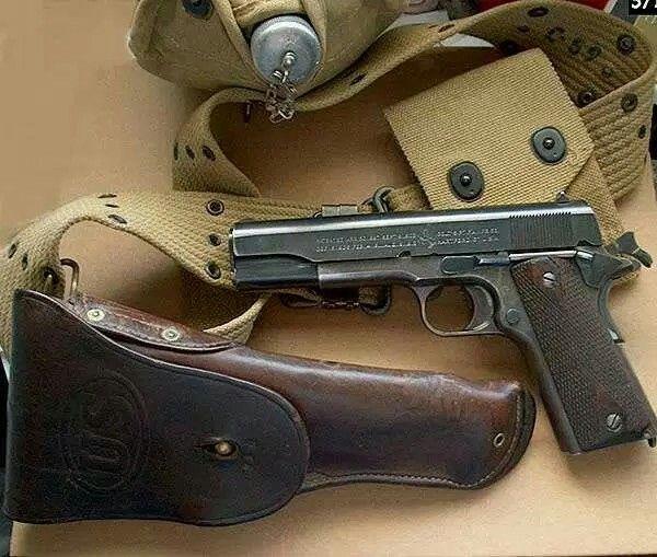 US M 1911 45 gun - pin by Paolo Marzioli