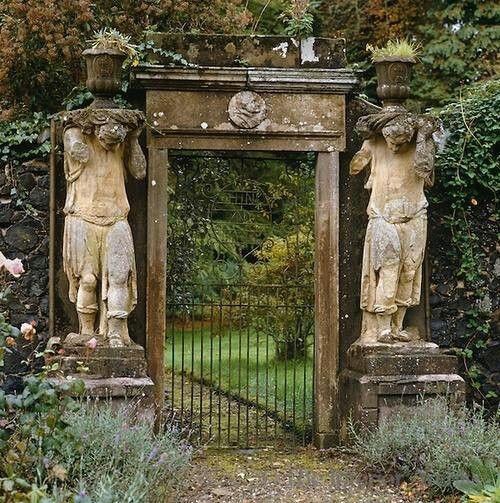 Old Garden Statue: 1189 Best The Antique Garden Images On Pinterest