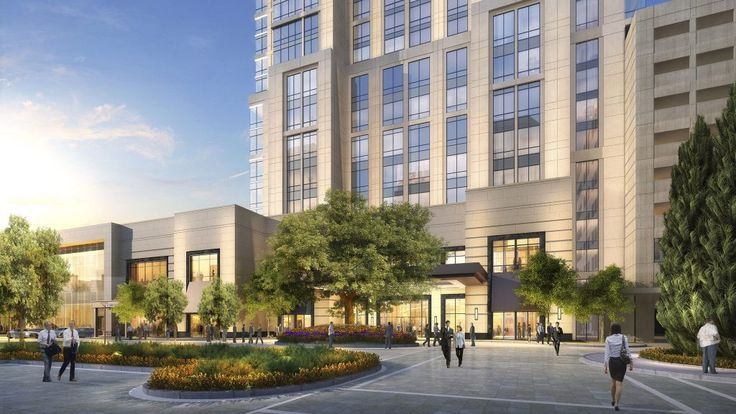 Your Sneak Peek Inside a Houston Billionaire's New $350 Million Tower of Swoon: Tilman Fertitta Yearns to Fill the Torn-Down Shamrock Hotel Void with a Beyond Luxe New Post Oak Palace