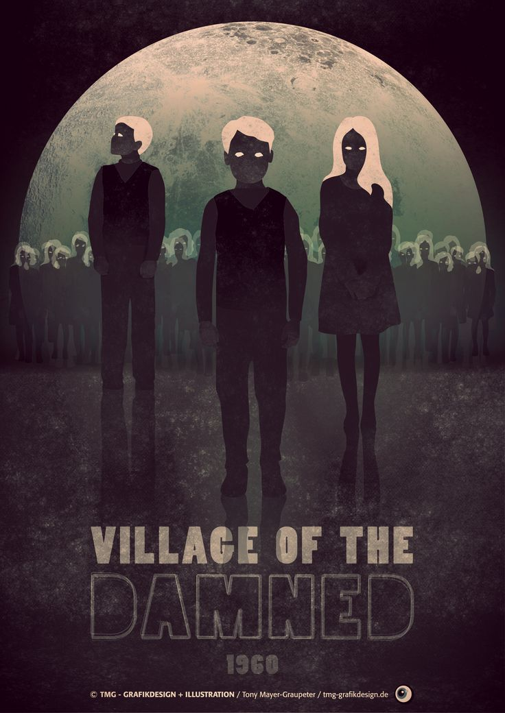 Vector Illustration / movie poster