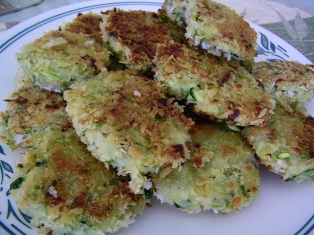 Potato cakes, Zucchini and Potatoes on Pinterest