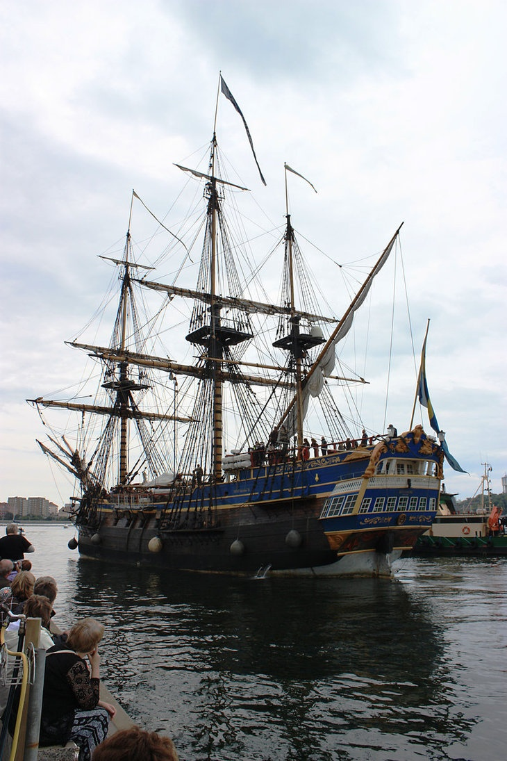 Sailing Ship Adventures: Sailing Vacations and Tall Ship ...