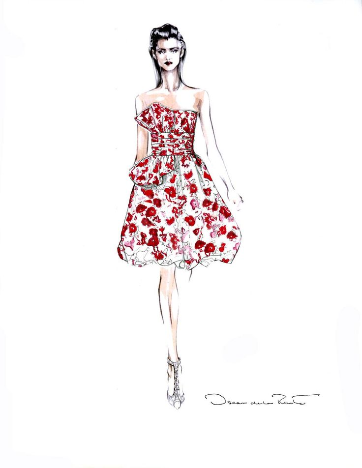 259 Best Images About Fashion Design Sketches On Pinterest