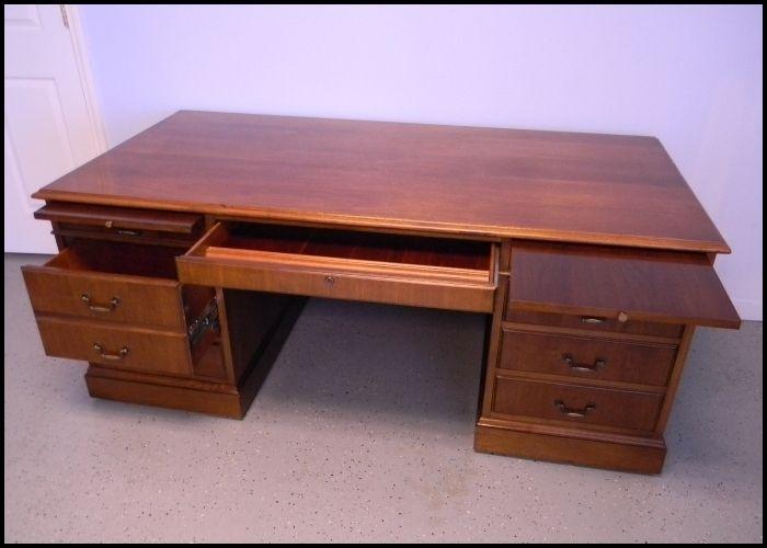 Ameriwood Furniture Pursuit Executive Desk