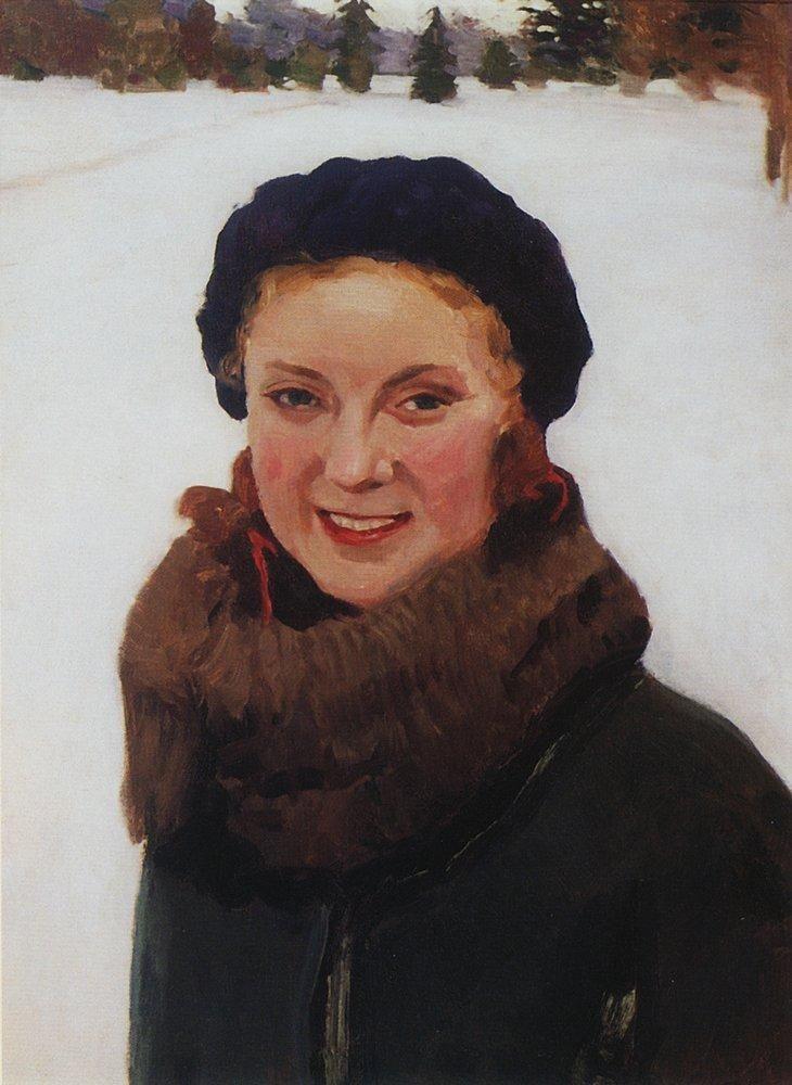 Modern Art - Russian Post-Impressionist Painter Igor Grabar ~ Blog of an Art Admirer