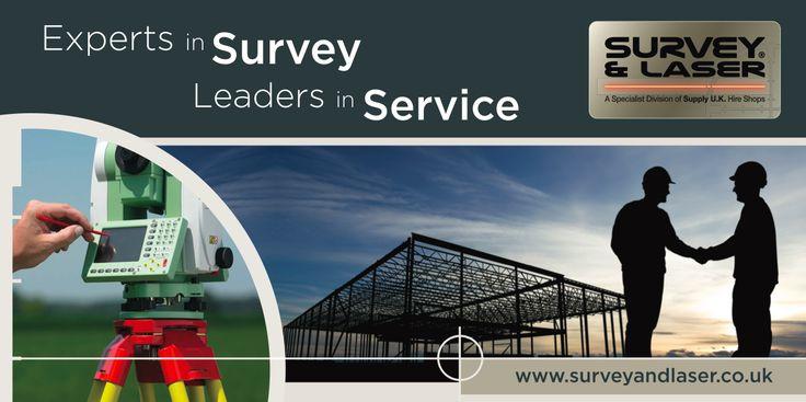 Survey & Laser signage @1define