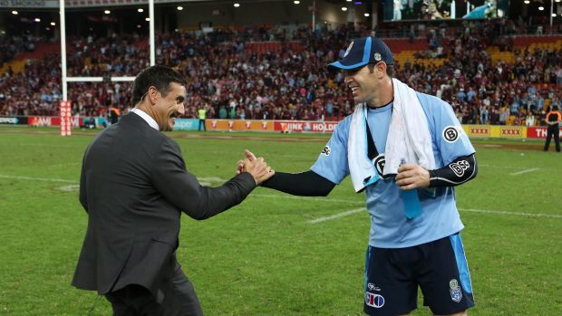 Brad Fittler wants to add Greg Alexander Danny Buderus and Andrew Johns to Blues brains trust - The Sydney Morning Herald #757Live