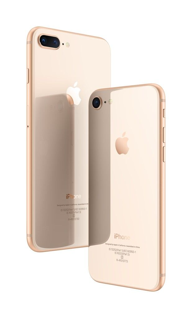 Apple Iphone 8 And 8 Plus Gold 64gb