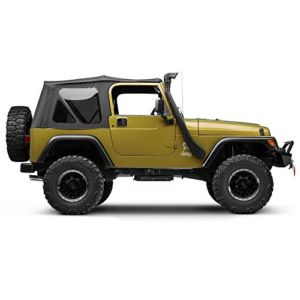 RedRock 4x4 J102772 Jeep Wrangler 4.0L Snorkel YJ TJ                                                                                                                                                                                 More