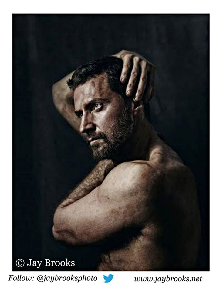 Thespian Thursday: Recent Richard Armitage Portraits are Awe ...