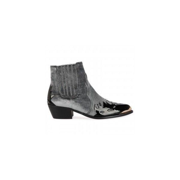 Women's Velvet Boots & Heels | EGO ❤ liked on Polyvore featuring shoes, boots, velvet boots and velvet shoes