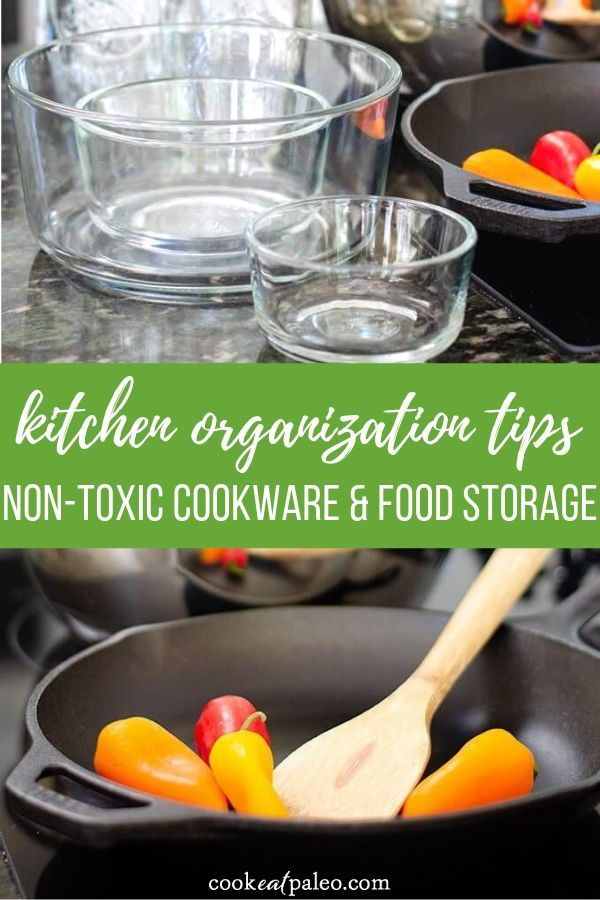 11 Healthy Non-Toxic Cookware and Kitchen Item Swaps You