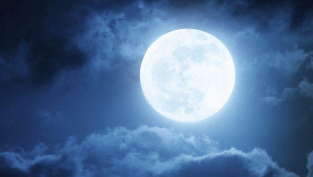 Zeldzame 'blauwe maan' aan de hemel vanavond | Wetenschap | De Morgen