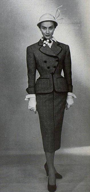 1951 Madeleine de Rauch