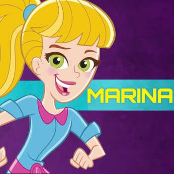 Marina - #FBBofSpies #FreshBeatBandofSpies on #Nickelodeon and #TreehouseTV  Go to: http://www.nickjr.com/fresh-beat-band-of-spies