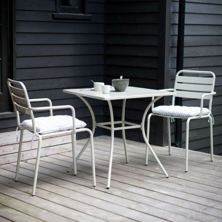 Dean St Table with Armchairs - View All Furniture - Furniture - Furniture